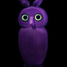 Purple Hooter by Jamie Lee