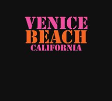 Venice Beach California Womens Fitted T-Shirt