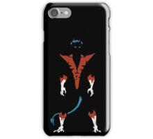 Shadow of a Nightcrawler iPhone Case/Skin