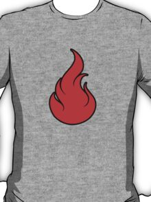 Pokemon Fire Type T-Shirt