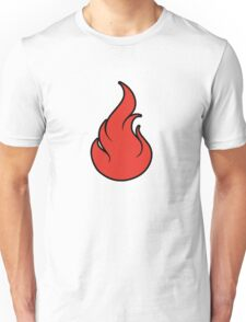 Pokemon Fire Type Unisex T-Shirt