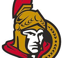 Ottawa Senators Logo by miscojones