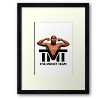The Money Team Framed Print