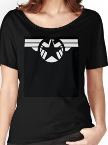 Geek Fusion : Captain SHIELD Women's Relaxed Fit T-Shirt
