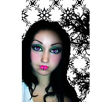 3D Doll Photographic Print