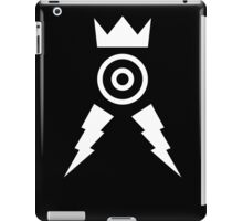 Kings eye iPad Case/Skin