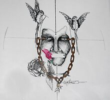 chained eye's by vickie   l ferguson