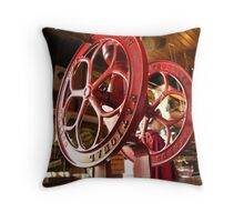 coffee grinder ... Throw Pillow
