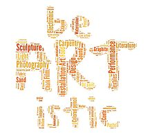 be ARTistic I Photographic Print