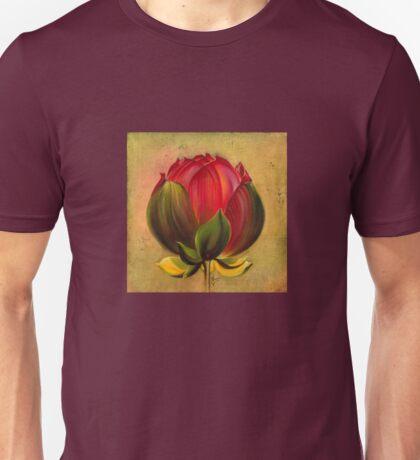 The Lotus Bulb Unisex T-Shirt