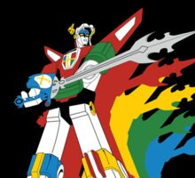 Avengers: Age of Voltron Sticker