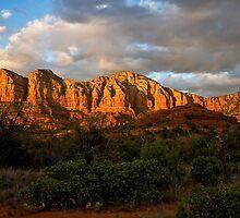 Sedona Sunset by pjphoto181
