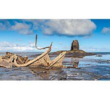 Admiral Von Tromp Ship Wreck Photographic Print