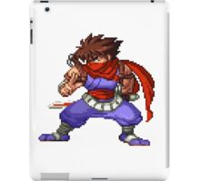 Strider Hiryu (NxC) iPad Case/Skin
