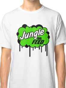 League of Legends: Jungle or Feed Classic T-Shirt