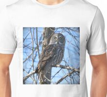 Watcher of the woods Unisex T-Shirt