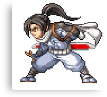 Strider Hien (NxC) Canvas Print