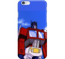 Optimus Prime iPhone Case/Skin