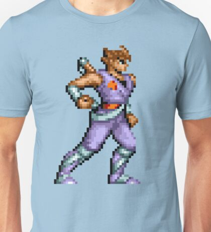 Strider - SEGA Genesis Sprite Unisex T-Shirt
