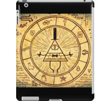 """William Cipher"" iPad Case/Skin"