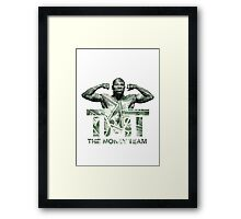 The Money Team, Floyd Mayweather Framed Print