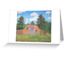 Gateway to the Trees Greeting Card