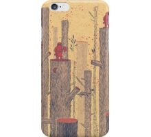 Careful With That Axe, Eugene! iPhone Case/Skin