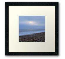 Sunrise at Blakeney Framed Print