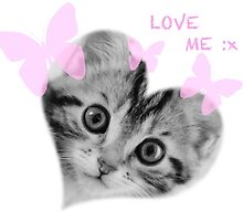 Love Me! by nathano