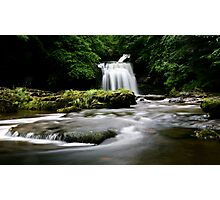 West Burton, Yorkshire Dales Photographic Print