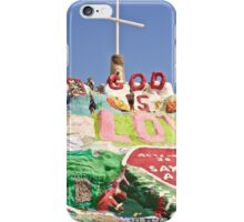 This is Salvation Mountain iPhone Case/Skin