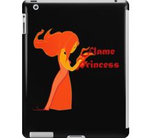 Flame Princess From Adventure Time iPad Case/Skin