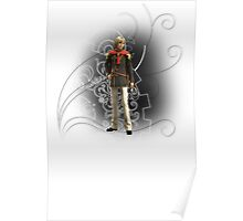 Final Fantasy Type-0 - Ace Poster