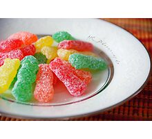 Sour patch Photographic Print
