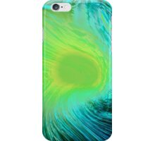 Spacetime Singularity iPhone Case/Skin
