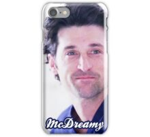 Derek McDreamy iPhone Case/Skin