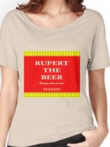 Rupert the Beer Women's Relaxed Fit T-Shirt