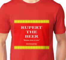 Rupert the Beer Unisex T-Shirt