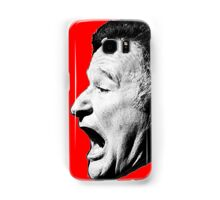 Robin Williams funny scream Samsung Galaxy Case/Skin
