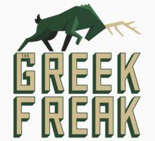 The Greek Freak T-Shirt