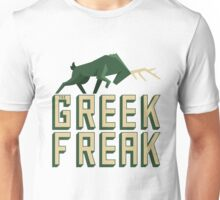 The Greek Freak Unisex T-Shirt