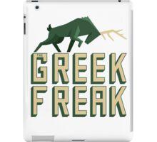 The Greek Freak iPad Case/Skin