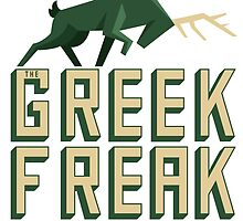The Greek Freak by elpaulli