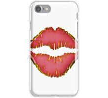 Lip Smack iPhone Case/Skin