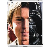 STAR WARS: Anakin Skywalker Evolution (Darth Vader Evolution) iPad Case/Skin