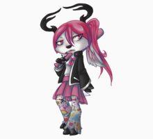 Deer Punk One Piece - Short Sleeve