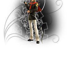 Final Fantasy Type-0 - Trey by IzayaUke