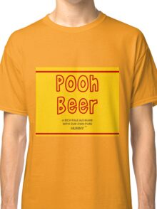 Pooh Beer Classic T-Shirt