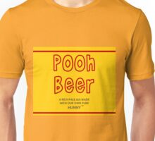 Pooh Beer Unisex T-Shirt
