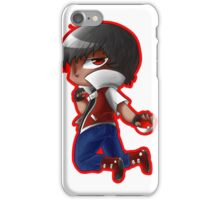 Champion Red iPhone Case/Skin